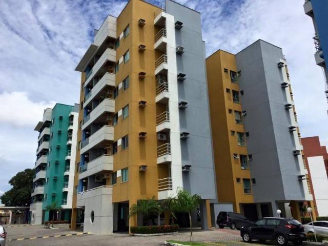 Aluga-se Apartamento 96mt2 Semi Mobiliado no condomínio Miami Park no Parque 10 Manaus-AM