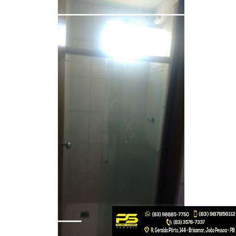 (Imbatível) Flat em Manaira 2 quartos mais gabinete (promoção)