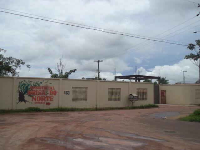 Zona Sul Excelente lote condomínio fechado - Brisa do Norte
