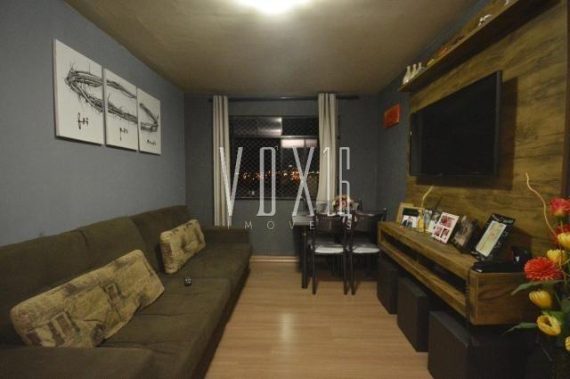 Apartamento 2 dormitórios ensolarado e arejado!