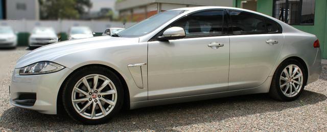Jaguar Xf 2.0 Premium Luxury 2015   Blindado