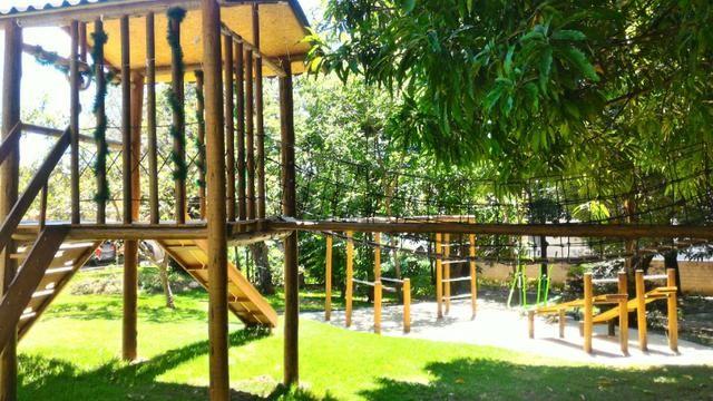 Cobertura no Serrano com 2 quartos com imensa área verde (Parque) - Foto 3