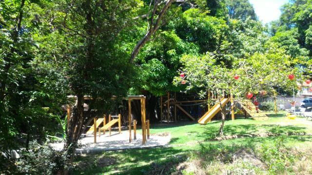 Cobertura no Serrano com 2 quartos com imensa área verde (Parque) - Foto 18