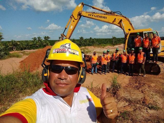 Curso de Operador de Escavadeira Hidrárulica inicio 25-11-2019 Promoção R$ 400,00 - Foto 3