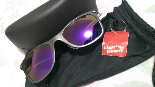 02cc8292f Óculos de sol Chilli Beans e Evoke - Bijouterias, relógios e ...