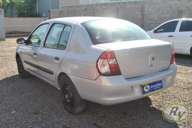 RENAULT CLIO 2007/2008 1.0 AUTHENTIQUE SEDAN 16V FLEX 4P MANUAL - Foto 2