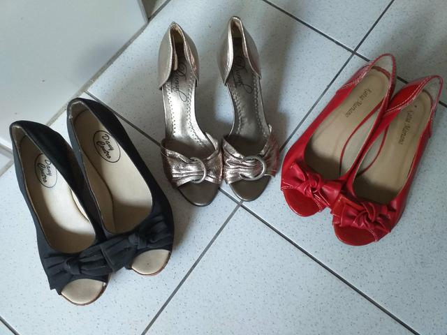 b8ba673d1f Sapato feminino couro legítimo marca Laranja Lima - Roupas e ...