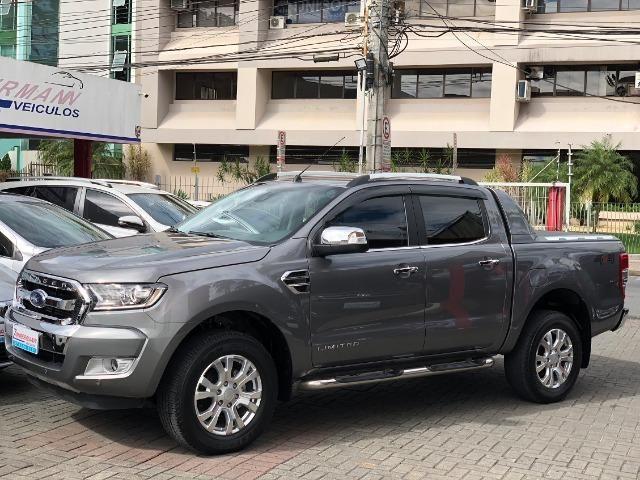 Ford Ranger Limited 3.2 4x4 Diesel 2019 Top de Linha Unico dono