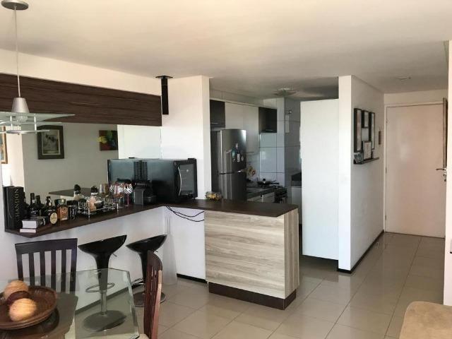 AP1318 Edifício Jardins de Iracema, apartamento na Praia de Iracema, 2 suítes, 2 vagas - Foto 10