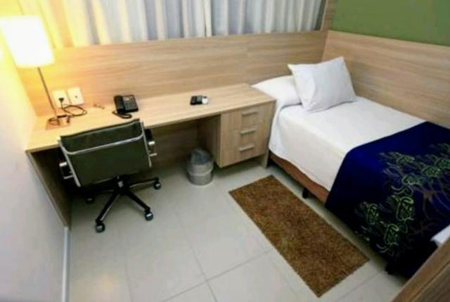 Bristol - Apartamento tipo Flat 58m2, 2 quartos, lazer, vaga, Boa Viagem - Foto 4