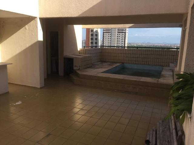 Fortaleza - Av. Sen Virgilio Tavora - Cobertura duplex de 250m2 - Foto 11