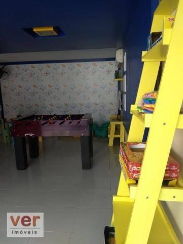 Apartamento com 3 dormitórios à venda, 137 m² por R$ 850.000,00 - Cocó - Fortaleza/CE - Foto 12
