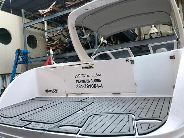 Lanchas Coral 27 Modelo 2018 - Excelente Oportunidade ! - Foto 6