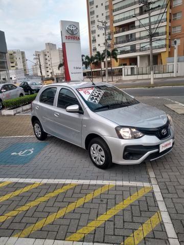 Toyota Etios 1.3 aut