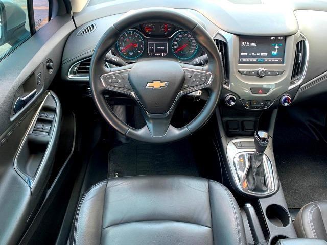 Analiso Troc- Cruze Sedan LT 2017/2017 Automático Impecável Completão Nada à fazer - Foto 9