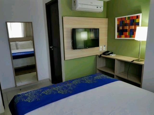 Bristol - Apartamento tipo Flat 58m2, 2 quartos, lazer, vaga, Boa Viagem - Foto 8