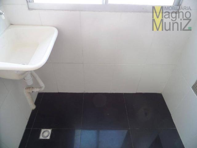Apartamento com 2 dormitórios para alugar, 50 m² por r$ 600,00/mês - vila velha - fortalez - Foto 10