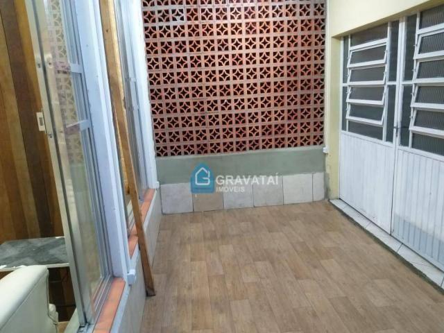Apartamento com 1 dormitório para alugar, 120 m² por R$ 1.000/mês - Centro - Gravataí/RS - Foto 7