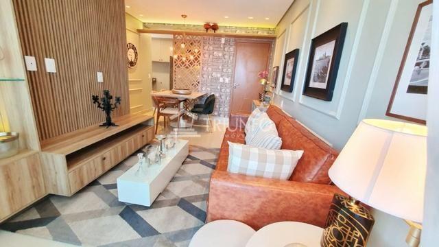 (EXR18528) Apartamento à venda no Luciano Cavalcante de 70m² com 3 quartos e 2 vagas - Foto 3