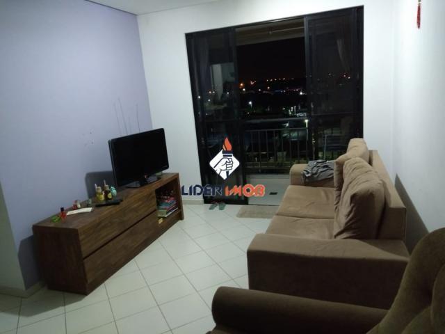 LÍDER IMOB - Apartamento 2 Quartos Mobiliado, para Aluguel, em Condomínio no SIM, Próximo  - Foto 4