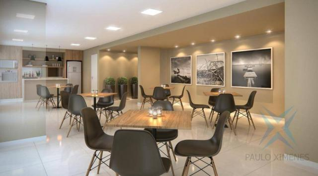Apartamento com 3 dormitórios à venda, 58 m² por r$ 221.000 - passaré - fortaleza/ce - Foto 15