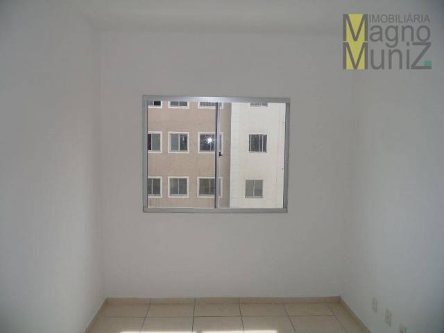 Apartamento com 2 dormitórios para alugar, 50 m² por r$ 600,00/mês - vila velha - fortalez - Foto 5