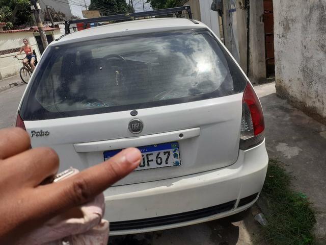Fiat pálio basica pitibul em dia v/t só hj - Foto 2