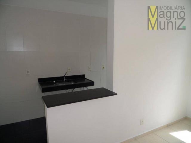 Apartamento com 2 dormitórios para alugar, 50 m² por r$ 600,00/mês - vila velha - fortalez - Foto 7