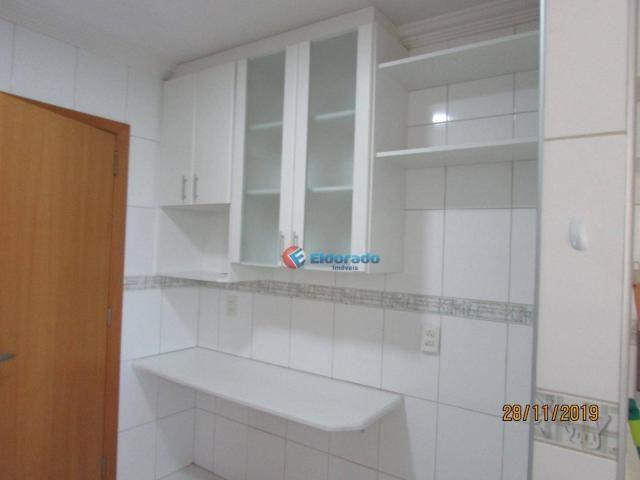 Apartamento com 3 dormitórios para alugar, 60 m² por r$ 1.100,00 - jardim são carlos - sum - Foto 8