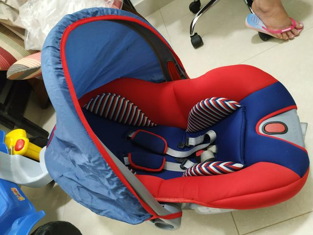 Bebê Conforto Cadeira para carro - Foto 3