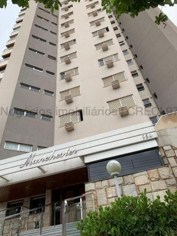 Apartamento à venda, 4 quartos, centro - campo grande/ms