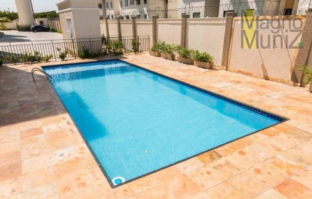 Apartamento com 2 dormitórios para alugar, 50 m² por r$ 600,00/mês - vila velha - fortalez - Foto 11