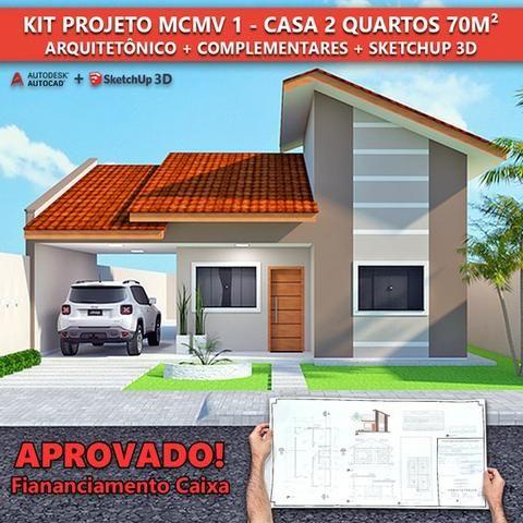 Projeto MCMV aprovado