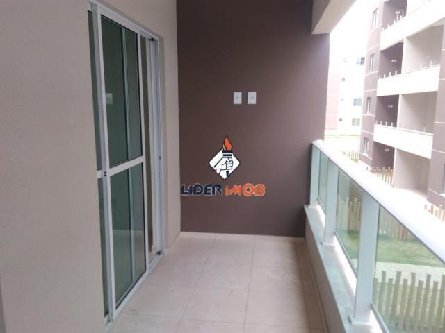 Líder imob - apartamento 2 quartos para venda em condomínio no sim, em feira de santana, c