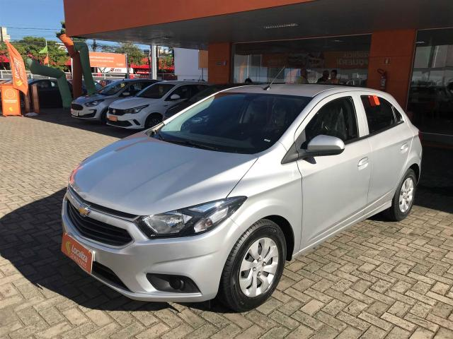 CHEVROLET ONIX 2018/2019 1.0 MPFI LT 8V FLEX 4P MANUAL
