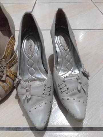 4 pares de sapato 39 - Foto 5