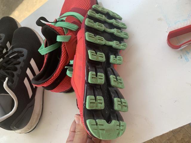 Springblade Adidas N 38 - Foto 3