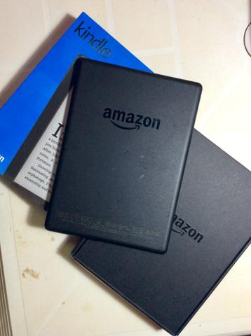 Kindle Amazon 8ª geração