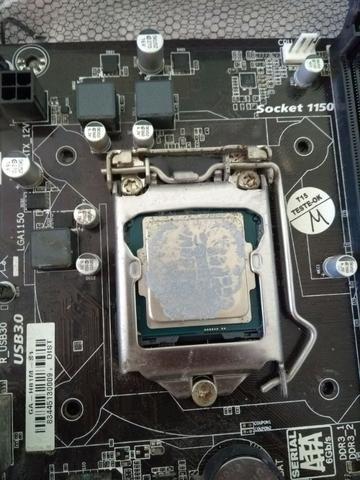 Processador Core i3 4150 e Memorias 8gb 1600mhz - Foto 3