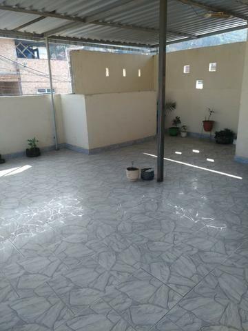 Casa com terraço coberto, independente, - Financie caixa com entrada parcelada - Nilópolis - Foto 4