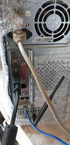 Computador montado dual core pronto para usar - Foto 4