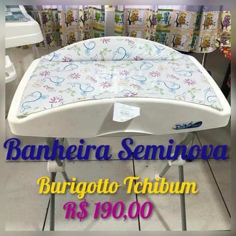 Banheira Tchibum - MarcaBurigotto Uma Graca, Lindissima