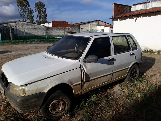 Fiat branco 2oo5 - Foto 2