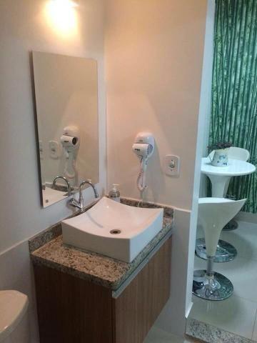 Apartamento de 1 Quarto em Resort Caldas Novas 5 pessoas - Foto 3