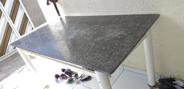 Mesa de mármore novíssima - Foto 3