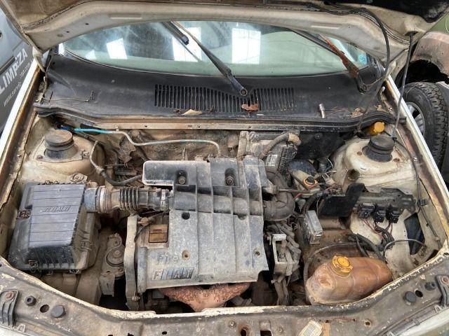 Fiat Strada motor 1.3 8V fire Gas 2004 2005 Retirada de Peças - Foto 3