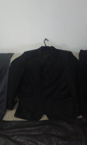 Vendo ou troco blazer N°54 e calças N°42 e 44 - Foto 3
