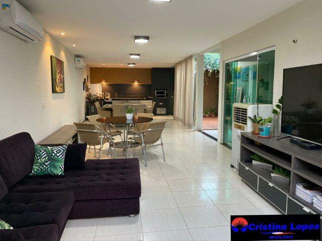 PA - Casa em Condomínio / 283 m² / 3 Suítes / Varanda Climatizada com Churrasqueira - Foto 5