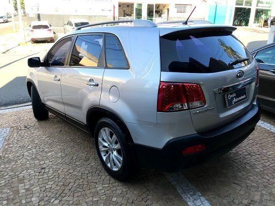 SORENTO 2010/2011 2.4 EX2 4X2 16V GASOLINA 4P AUTOMÁTICO - Foto 8