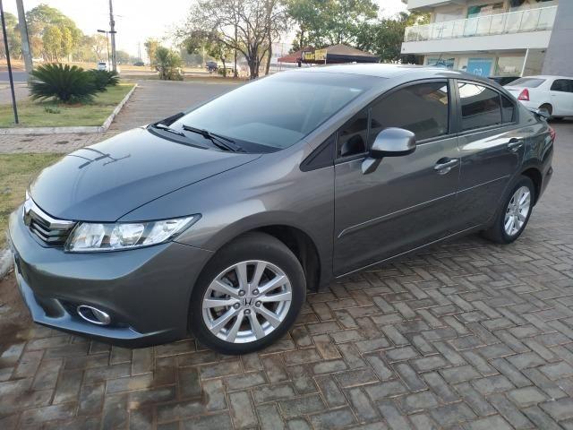 Honda Civic 2012/2012 2º dono (muito conservado)